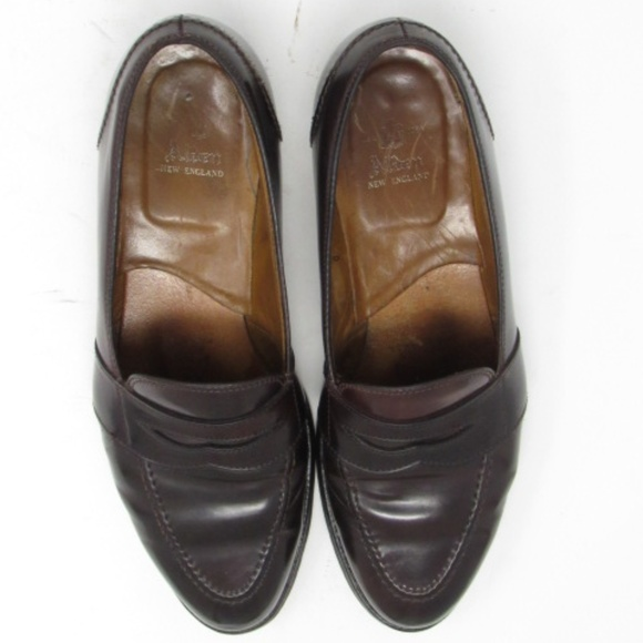 97929f9305a6ab Alden Other - 🇺🇸 Alden shell cordovan loafers size 10 A C